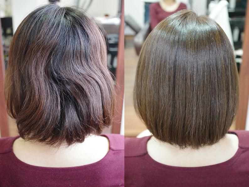 ストレート パーマ と 縮 毛 矯正 知らなきゃマズい。縮毛矯正+カラーの基礎と絶対にダメな事